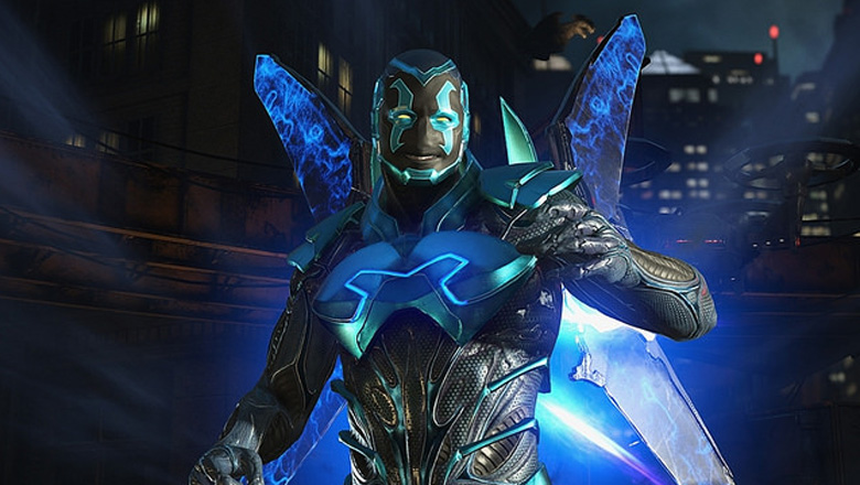 Blue Beetle Injustice 2