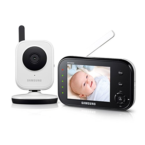 samsung babyview video baby monitor