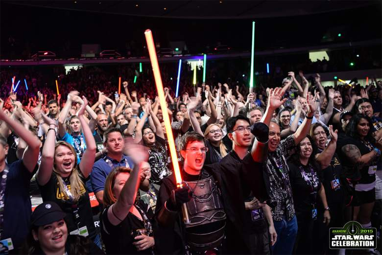 Star Wars Celebration, Star Wars Celebration 2015, Star Wars Celebration photos