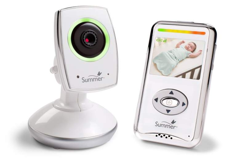 summer infant baby zoom video baby monitor