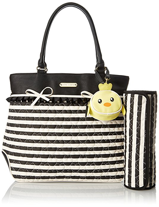 Betsey Johnson Moms The Word Tote Diaper Bag