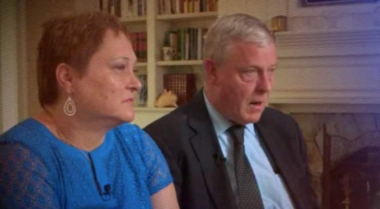 Annie McCann parents, Mary Jane and Dan McCann, Annie McCann's parents, Annie McCann mother, Annie McCann father, Annie McCann 20/20 Interview
