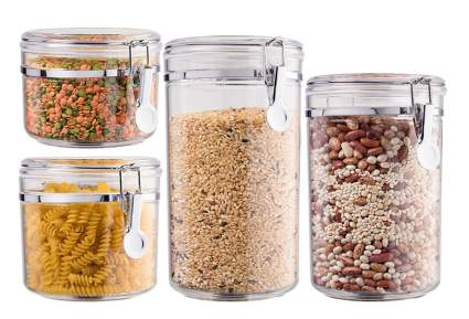 best dry food storage containers