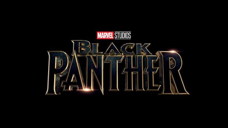 Black Panther, Black Panther logo, Black Panther movie