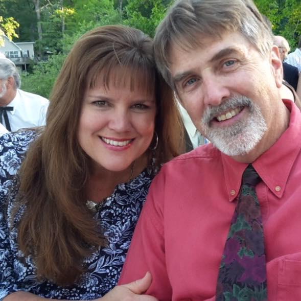 "Stephen Brumby's parents, William ""Clayton"" Brumby and Elizabeth Brumby. (Facebook/Elizabeth Brumby)"