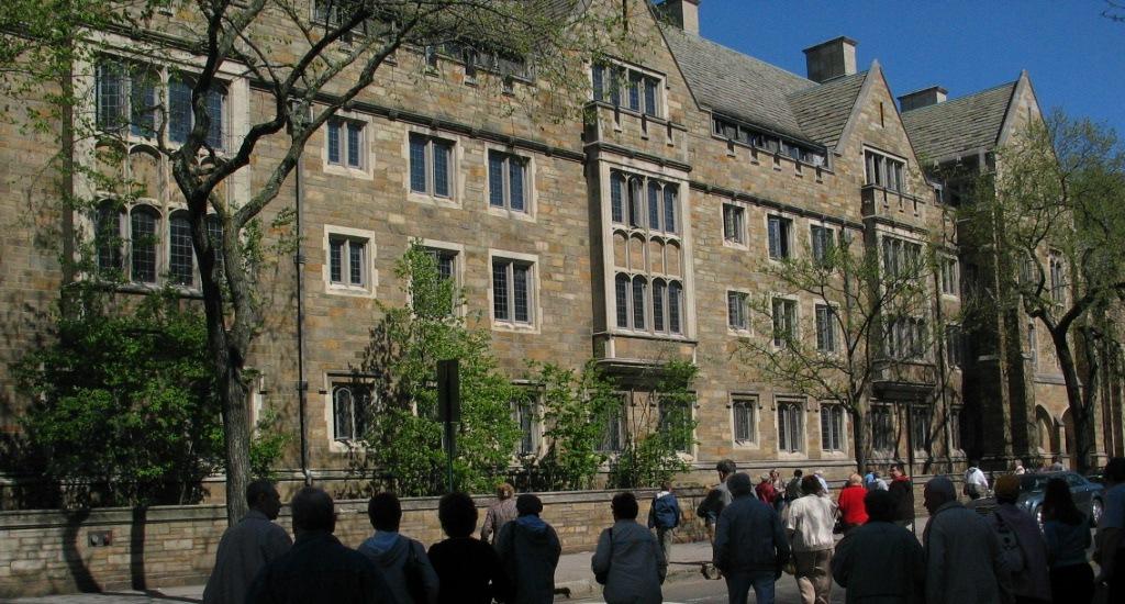 Calhoun College. (GK tramrunner229/Wikipedia Commons)