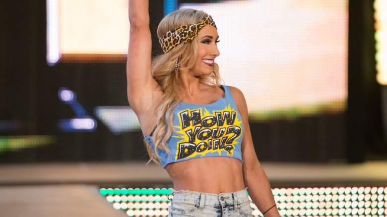 Carmella SmackDown, Carmella smackdown debut, Carmella nxt
