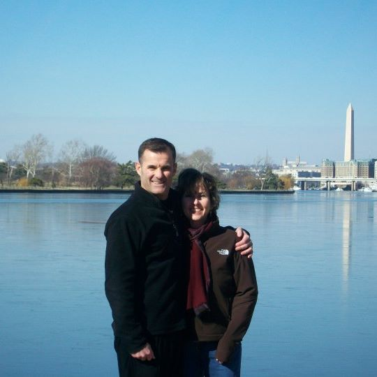 Charlie Flynn and his wife. (Facebook/Charlie Flynn)