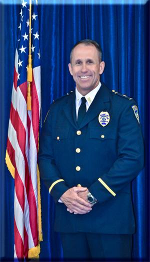 Baton Rouge Police Chief Carl Dabadie, Jr. (Baton Rouge Police Department File Photo)