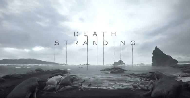Hideo Kojima, Death Stranding