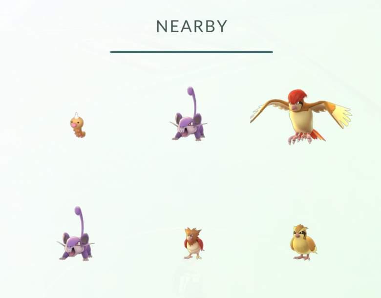 Pokemon Go footsteps, pokemon go three footsteps, pokemon go update