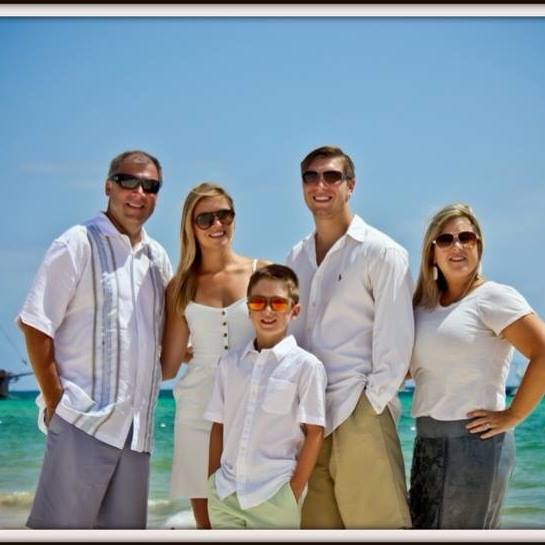 The Copeland family. Sean Copeland's Facebook profile picture. (Facebook/Sean Copeland)
