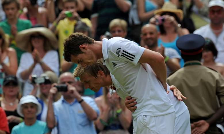 Andy Murray, Queen Elizabeth II, Wimbledon