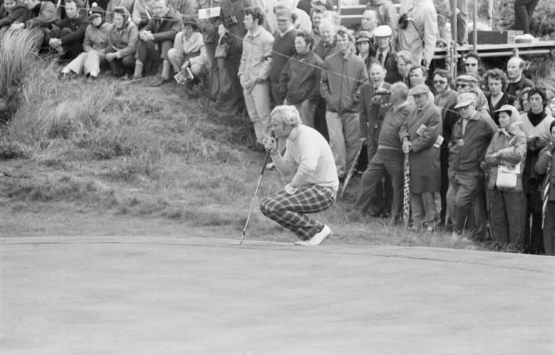 Jack Nicklaus, British Open 1973, Royal Troon