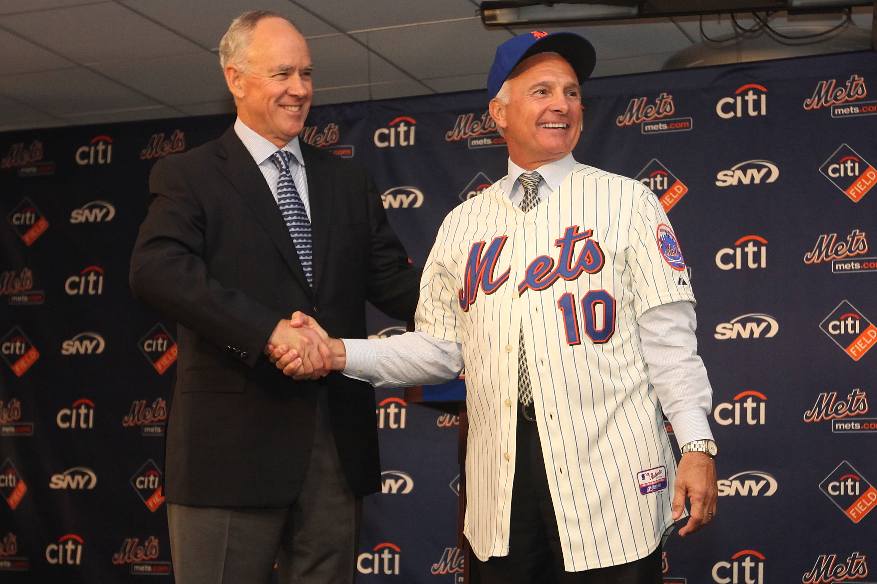 Terry Collins, Deborah Collins, New York Mets, All-Star Game