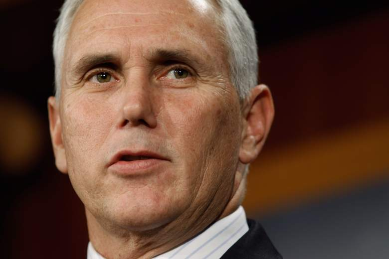 Mike Pence abortion, Mike Pence, Donald Trump VP