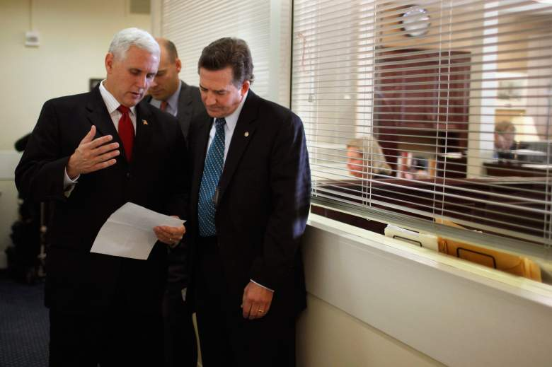 Mike Pence, Mike Pence Congress, Indiana Governor