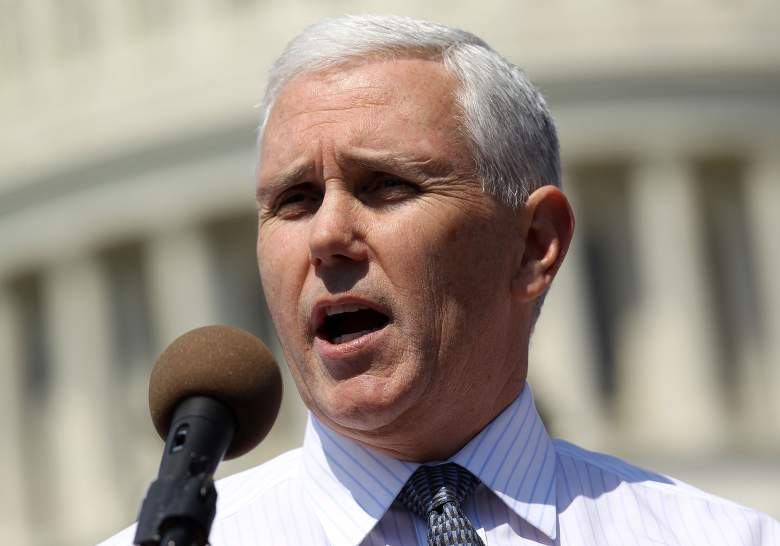 Mike Pence abortion, Mike Pence VP, Donald Trump VP