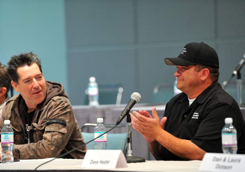 Dave Hester, one of the stars of Storage Wars (Photo by Alberto E. Rodriguez/Getty Images for Reality Rocks)