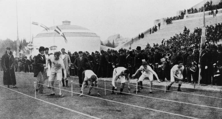 Olympics, First Olympic Games, Olympics 1896