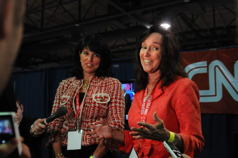 Jackie Cushman, Kathy Lubbers, Newt Gingrich daughters, Newt Gingrich children