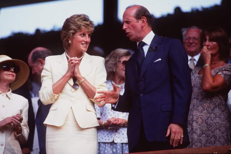 Princess Diana, Wimbledon