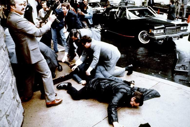 James Brady, Reagan assassination attempt, John Hinckley
