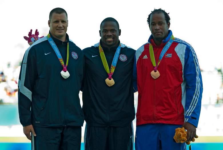 Kibwe Johnson 2011 Pan-American Games