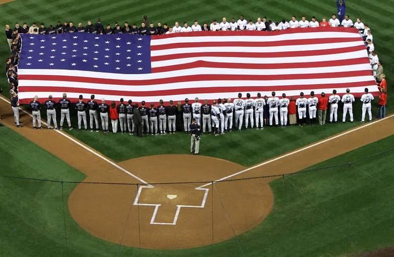 Star Spangled Banner, Star Spangled banner flag, national anthem