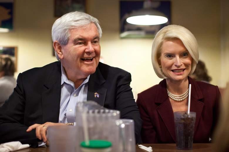 Newt Gingrich family, Newt Gingrich wife, Callista Gingrich