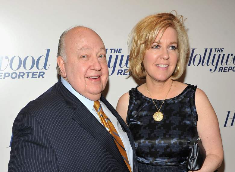 Roger Ailes sexual harassment, Roger Ailes Gretchen Carlson, Roger Ailes wife