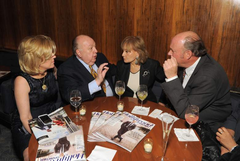 Barbara Walters Fox, Roger Ailes, Roger Ailes wife