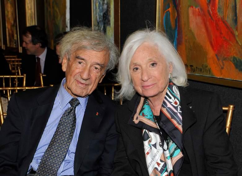 Marion Wiesel, Elie Wiesel wife, Elie Wiesel dead