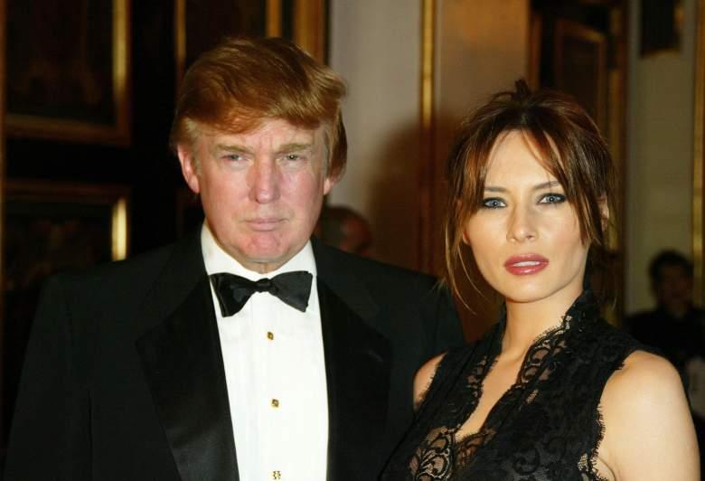 Melania Trump college degree, Melania Trump, Melania and Donald Trump