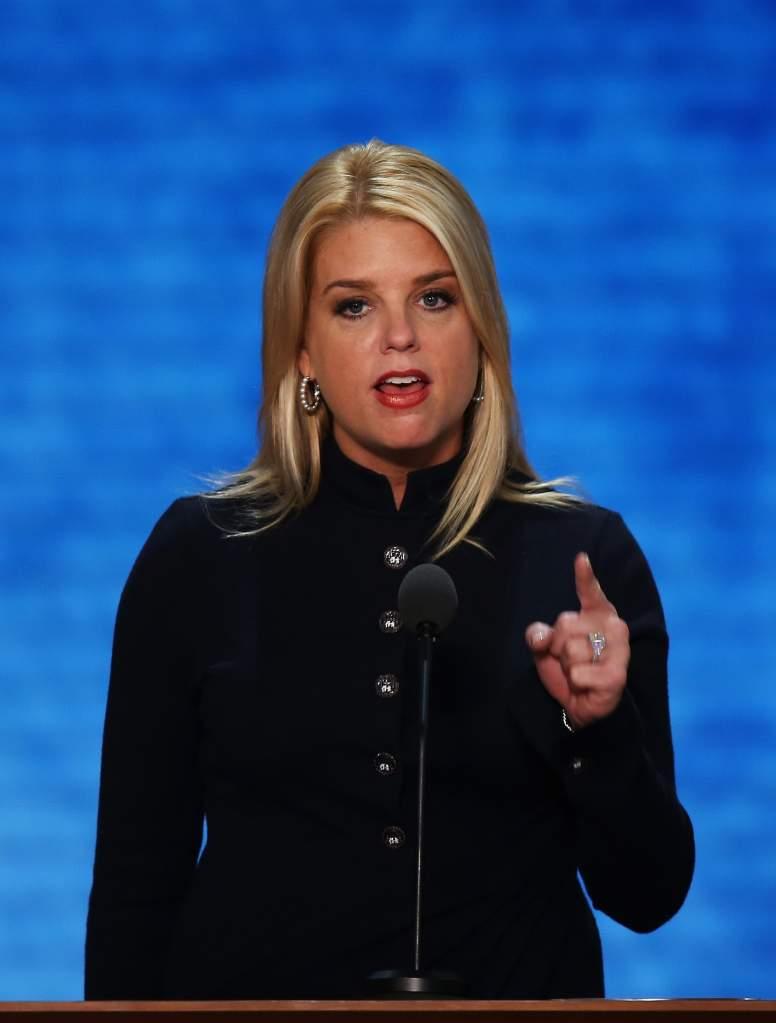 Pam Bondi, Republican National Convention