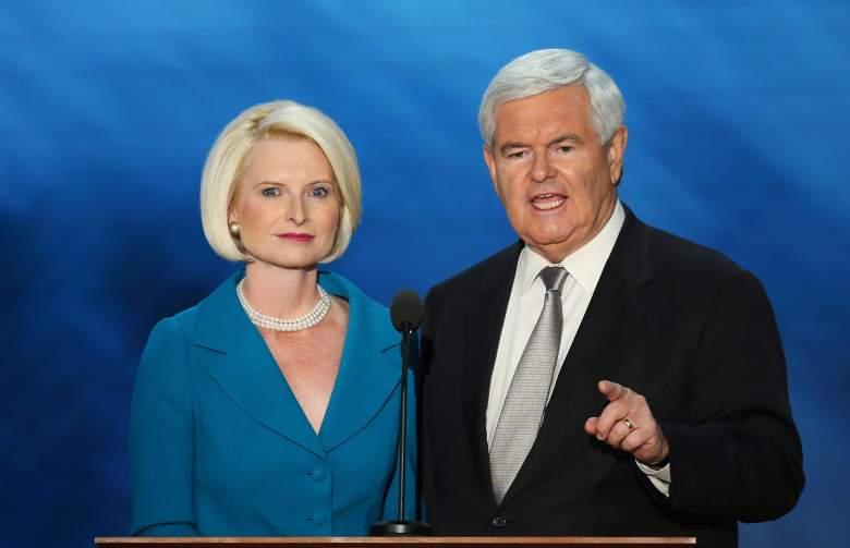 Callista Gingrich Ronald Reagan, Newt Gingrich Ronald Reagan, Newt Gingrich current wife