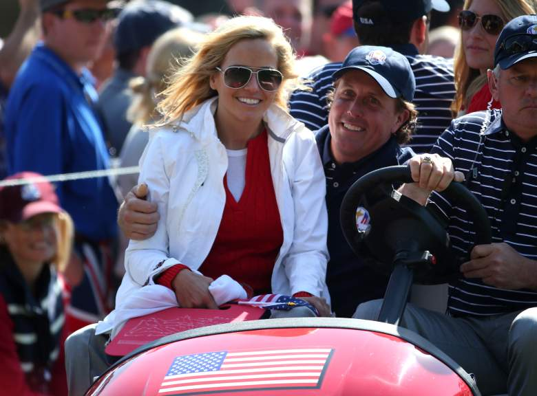 Phil Mickelson, Amy Mickelson