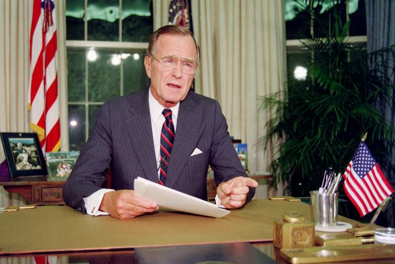 George HW Bush, George Bush, first George Bush