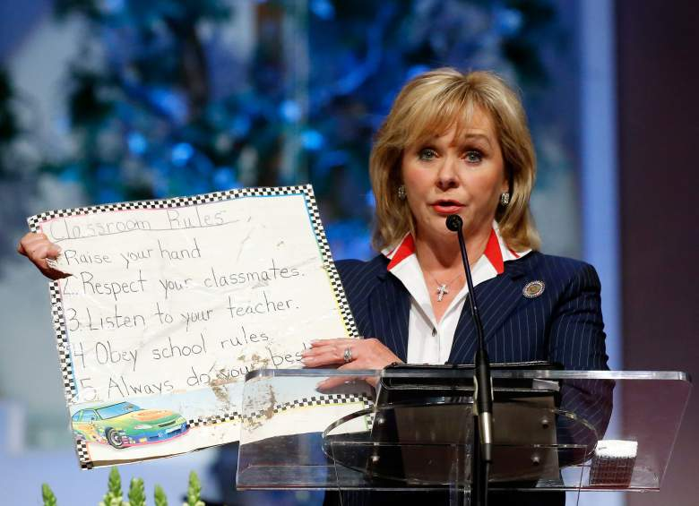 Mary Fallin, Republican National Convention, RNC Speakers Day 4, Oklahoma Governor