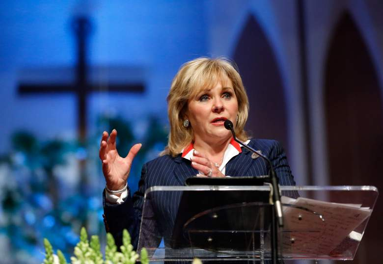 RNC Day 4 speakers, Mary Fallin, Oklahoma Governor