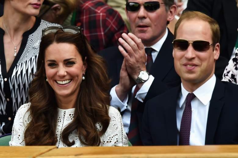 Prince William, Kate Middleton, Wimbledon