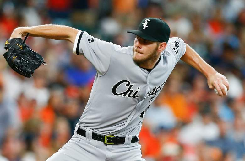 Chris Sale, Chris Sale The Condor, Chicago White Sox