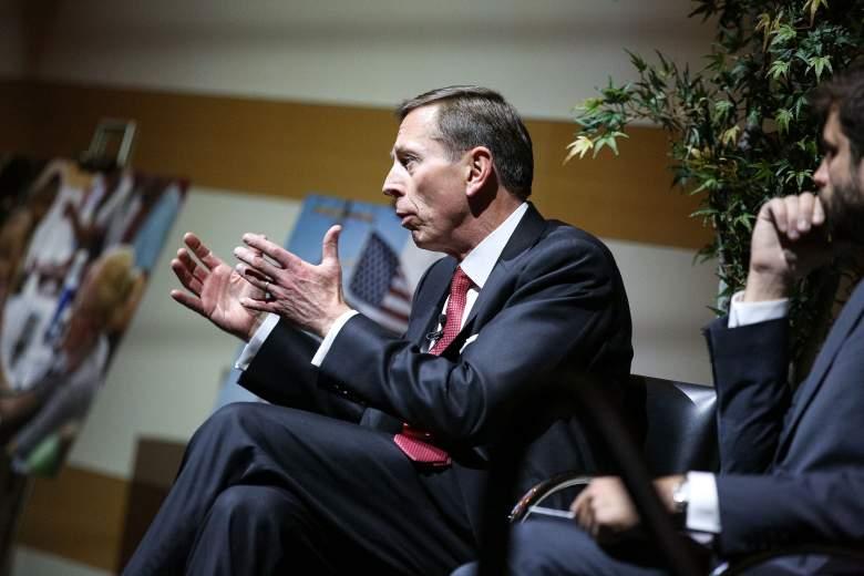 David Petraeus. (Getty)