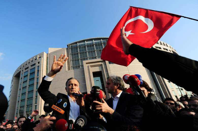 Gulen media, gulen turkish media