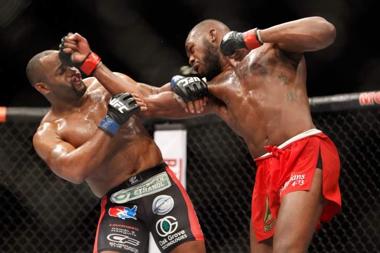 Jon Jones Daniel Cormier UFC 182