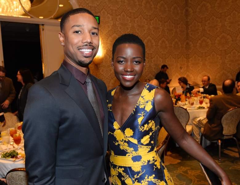 Lupita Nyong'o, Maz Katana, Black Panther cast