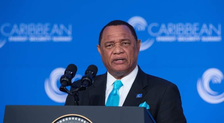 Bahamas, Bahamas prime minister, Dallas reaction