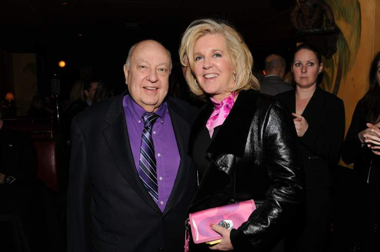Roger Ailes, Elizabeth Ailes, Roger Ailes wife