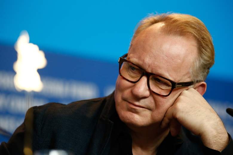 Stellan Skarsgard attends the 'Cinderella' press conference during the 65th Berlinale International Film Festival. (Getty)