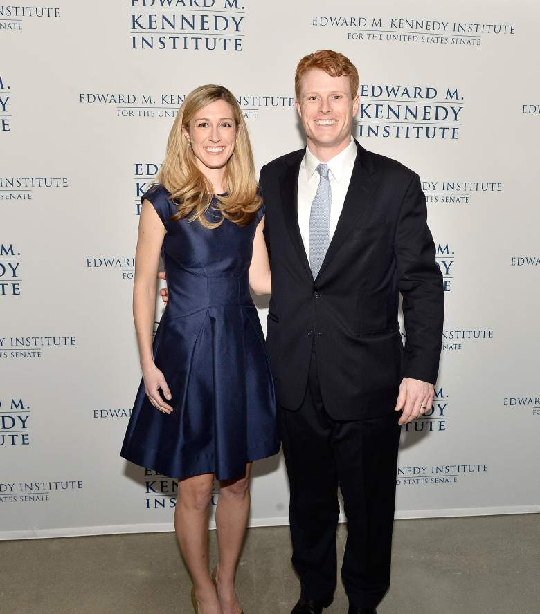Joe P. Kennedy III, Joe Kennedy wife, DNC Speaker Day 1